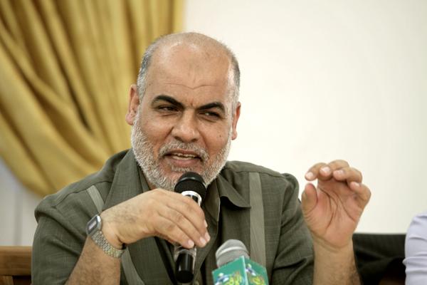 النائب في كتلة التغيير و الاصلاح عن حركة حماس يحيي موسى