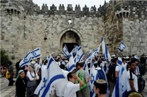 اسرائيل بحاجة لاجلاء 100 الف مستوطن لتطبيق حل الدولتين