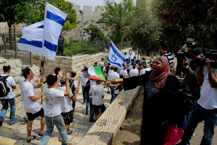 اقتحام قطعان المستوطنين لباحات المسجد الأقصى