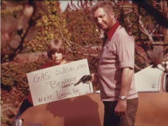 بالصور.. عندما أوقف العرب صادرات النفط إلى الولايات المتحدة قبل 40 عامًا