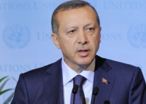 رجب طيب أردوغان - رئيس الوزراء التركي