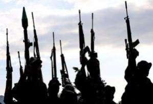 مسلحين فلسطينيين