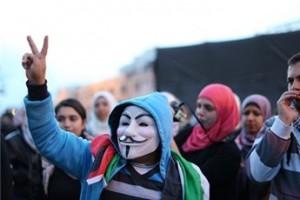 مظاهرة في حيفا ضد برافر