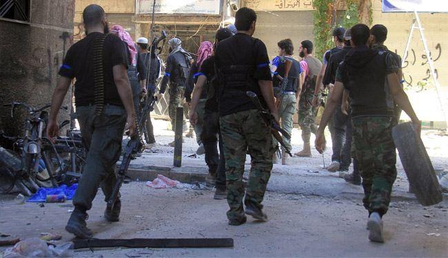 المسلحون يقتلون 3 من لاجئي مخيم اليرموك+فيديو