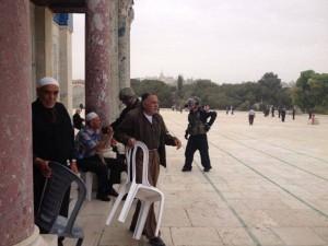 المسجد الاقصى في خطر