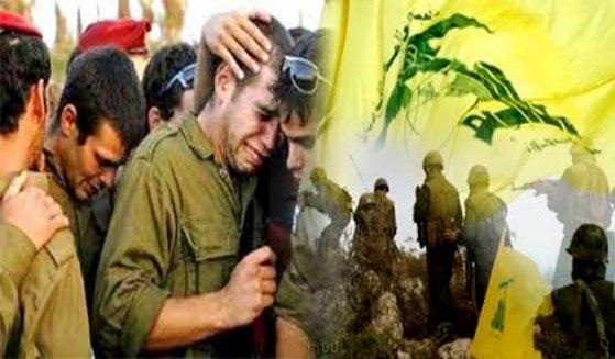 حزب الله يرعب اسرائيل على الجبهة الشمالية للاراضي المحتلة