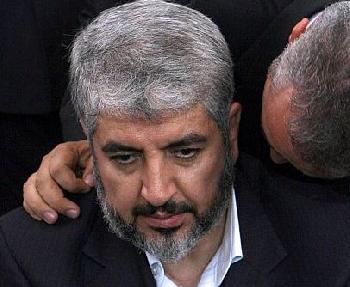طهران لخالد مشعل