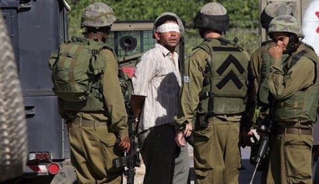 الاحتلال يعتقل 7 فلسطينيين بالضفة ويبعد 8 مقدسيين