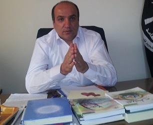 المهندس لؤي القريوتي مسؤول الجبهة الشعبية لتحرير فلسطين القيادة العامة في قطاع غزة