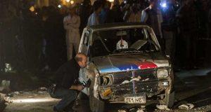 """نجاة """"النائب العام المساعد"""" من انفجار شرقي القاهرة"""