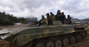 الجيش السوري يستعيد نقاطاً في مساكن الدفاع الشعبي بريف دمشق