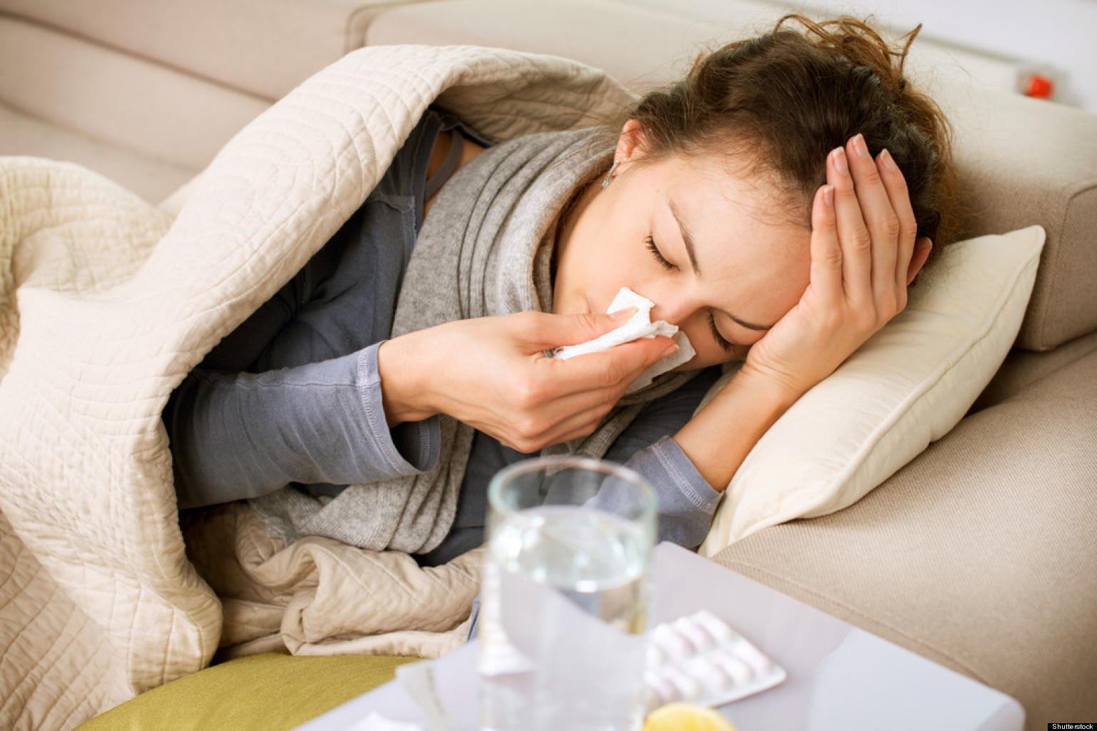 علاج انفلونزا الشتاء