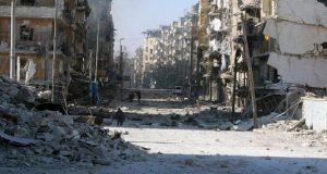 مناطق حلب الشرقية