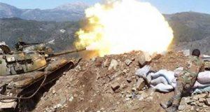 اشتباكات عنيفة في جبهة الشيخ سعيد جنوب حلب