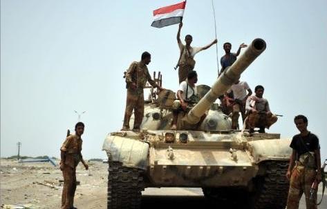 الجيش اليمني واللجان الشعبية