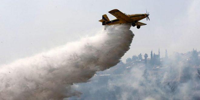 طائرة اخماد الحرائق