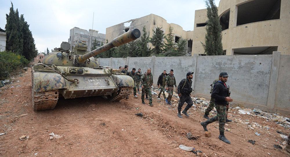 الجيش العربي السوري في حلب