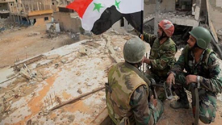 الجيش العربي السوري يحقق انتصار جديد