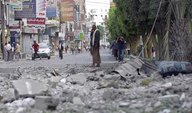 استمرار المعارك في اليمن