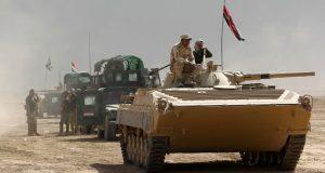 القوات العراقية تواصل تقدمها في الموصل