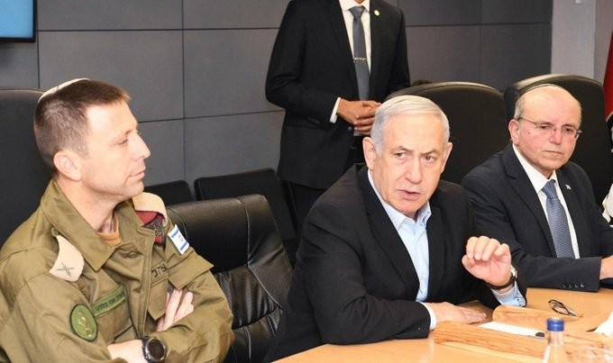 بنيامين نتنياهو رئيس الحكومة الإٍسرائيلية